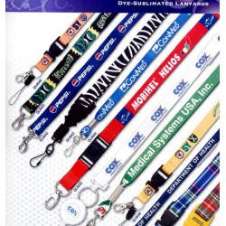 Lanyard impresos by Dy Sublimation