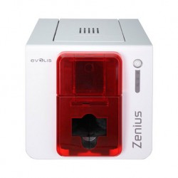 Evolis Zenius Expert Single-Sided Printer with Magnetic Encoding