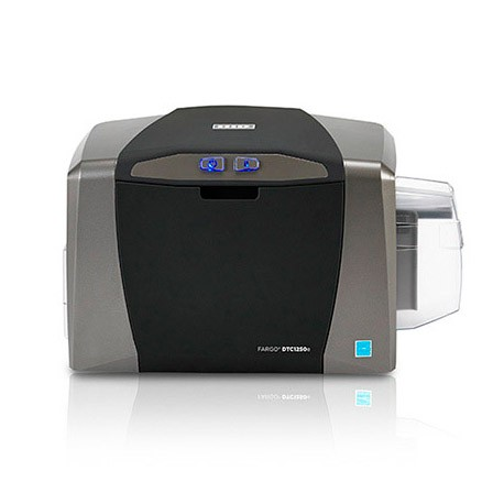 Fargo 50010 DTC1250e Single-Sided Printer with Magnetic Encoding